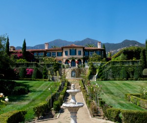One of Montecito's premiere properties perfectly situated on prestigious Picacho Lane...