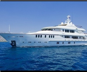 Built by CMB shipyard in Turkey, and with a pricetag of 19.5 Million dollars, this su...