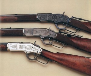Fully authenticated, some of the most coveted and sought-after pieces of Winchester f...