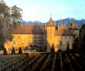 A gorgeous 12th century Chateau is up for grabs.