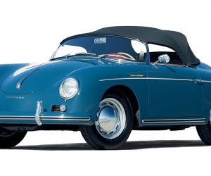 1958 Porsche 356 1600 Normal Speedster