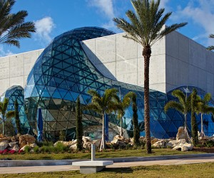 The largest collection of Salvador Dalí's artwork outside of his native Spain was unv...