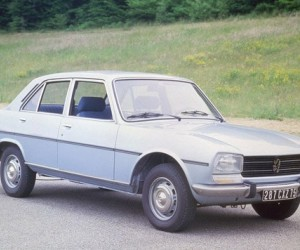 A 1977 Peugeot 504, it belongs to Iranian President Mahmoud Ahmadinejad � or to his w...
