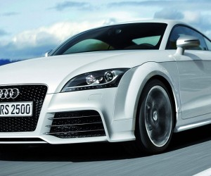 For 2012, the TT RS will produce 360 horsepower and 332 foot-pounds of torque and rea...