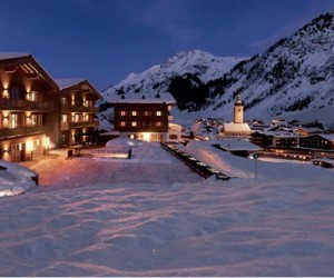 Aurelio Lech is located adjacent to the world-famous �Schlegelkopf-Piste� ski resort,...