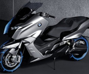 Touted to be the scooter of the future, the BMW Concept C has been designed to addres...