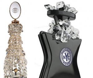 Bond No.9 is well known for its range of Swarovski-studded, New York-centric perfumes...