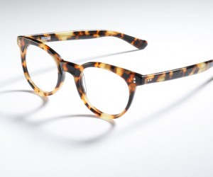 London based eyewear brand Massada takes cues from the vintage and retro styles that