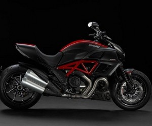 Ducati has released some pictures and details of its eagerly awaited Diavel motorbike...