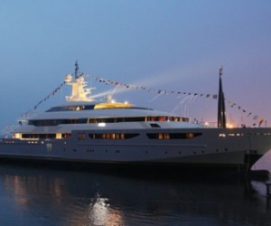 CRN, a Ferretti Group brand, recently unveiled its largest superyacht to date, the 72...