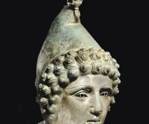 A Roman helmet, one of only three ever found in Britain, recently netted £2.3 Millio...