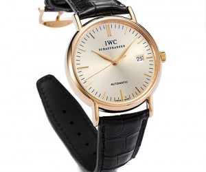 IWC has unveiled its Portofino Automatic 2010 Special Edition Tribute to Asia which w...