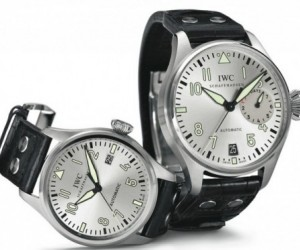 2012 is the �Year of the Pilot�s Watch� for Schaffhausen-based IWC.  To this end the