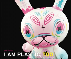 Curated by Kidrobot's founder, Paul Budnitz, 'I Am Plastic, Too' is a stunningl...