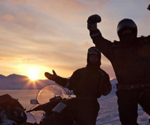 If you are looking for the ultimate arctic wilderness experience, then consider Spits...