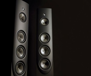 The elegant, 250-pound Magico Q3 loudspeaker is the award-winning company�s latest pr...