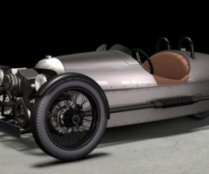 The Morgan Threewheeler was an amazing design by engineer Harry Morgan and it became