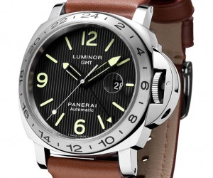 Panerai's special-edition PAM 029 Luminor GMT is limited to just 1000 pieces.