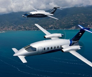 The Avanti is fast and economical to fly, with performance equal to many light jets.