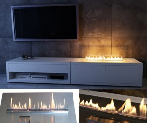 Planika is well known for its range of designer bio fireplaces. The latest in the com...