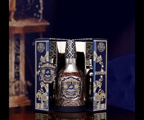 Christian Lacroix and Chivas Regal have extended their partnership with the unveiling the Chivas 18 Year Old by Christian Lacroix.