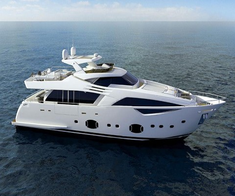 Allied Marine, distributor for Ferretti Group brands in North America, opened its sixth storefront on the Brown & Howard Wharf in Newport, R.I., in January. Open year-round, the new location presents new and classic models from Pershing, Riva, Mochi Craft, and CRN. Among the latest models unveiled at the showroom are the Aquariva Gucci, the Pershing 80, and coming next fall will be Ferretti�s Custom Line 100.